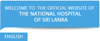 The National Hospital of Sri Lanka